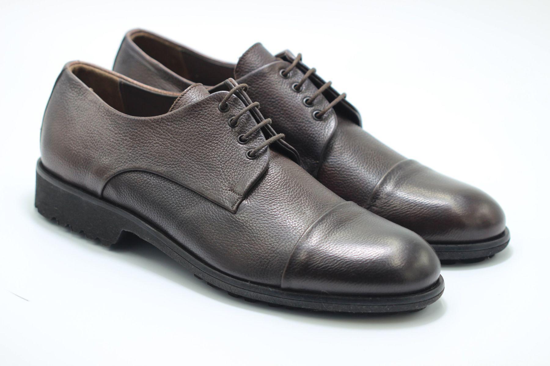 туфли круглые мужские