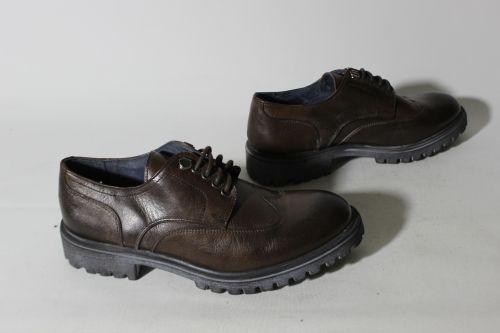 95433f20b Туфли мужские брогиRed Carpet 0664м 28.5 см 42 р темно-коричневый 0664